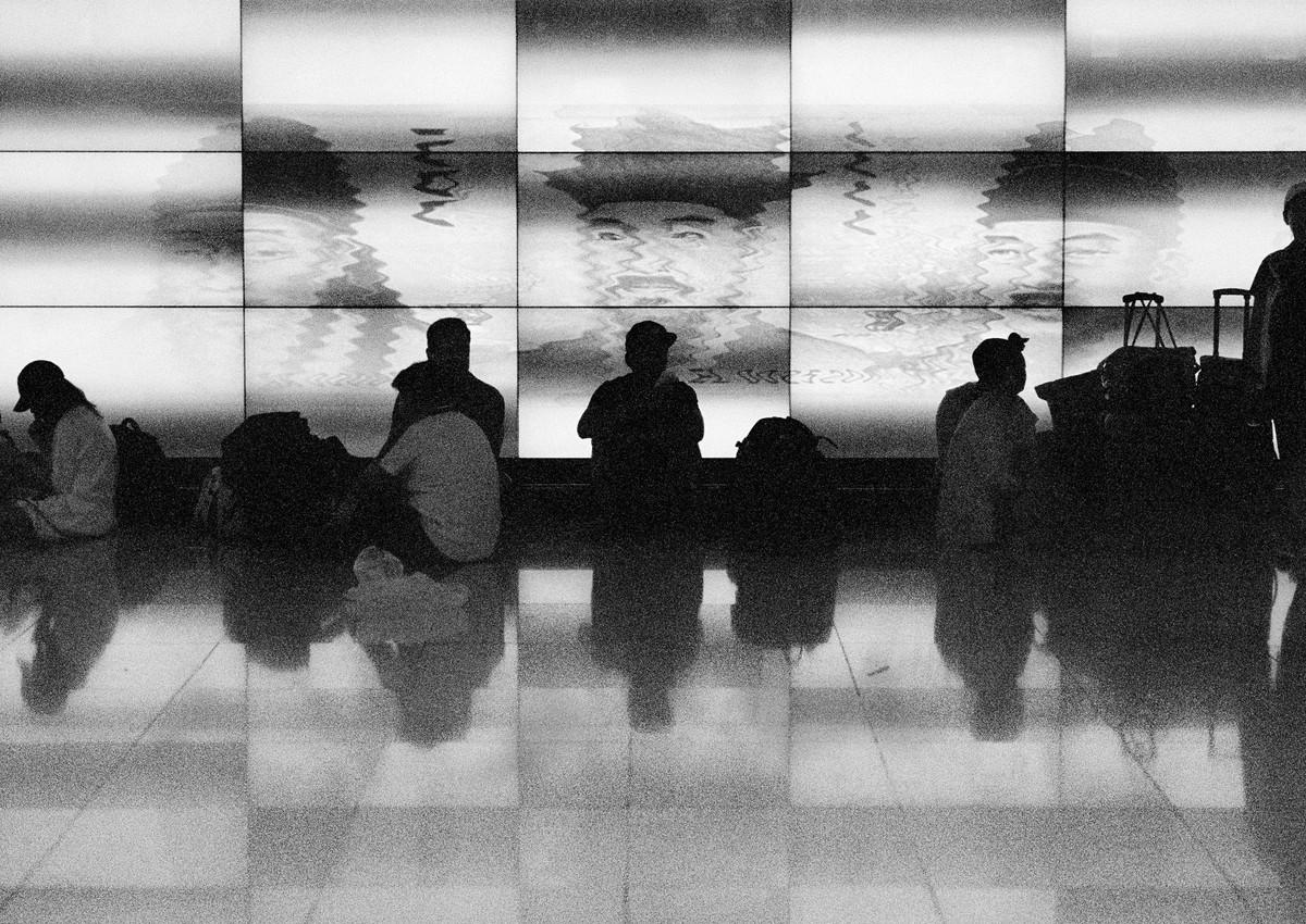Thomas Koester, O.T. Busan, 2015, Xerox Copy, © Thomas Koester, VG Bild-Kunst, Bonn, 2019