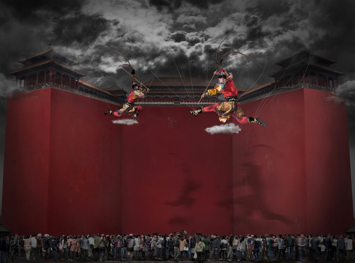 Chi Peng, NOW-ing, 2012, C-Print, © Chi Peng