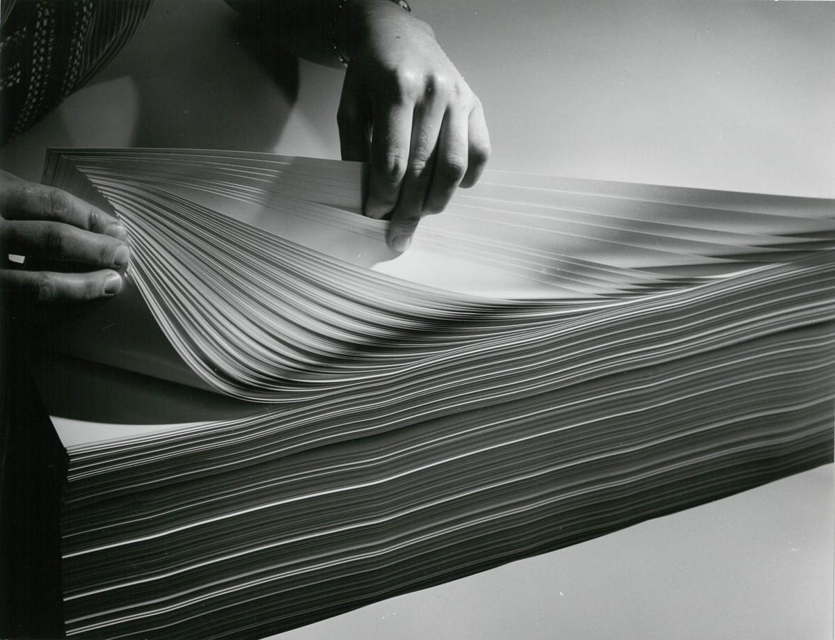 Ludwig Windstosser: Scheufelen, ohne Datum, Silbergelatinepapier, © Staatliche Museen zu Berlin, Kunstbibliothek / Ludwig Windstosser