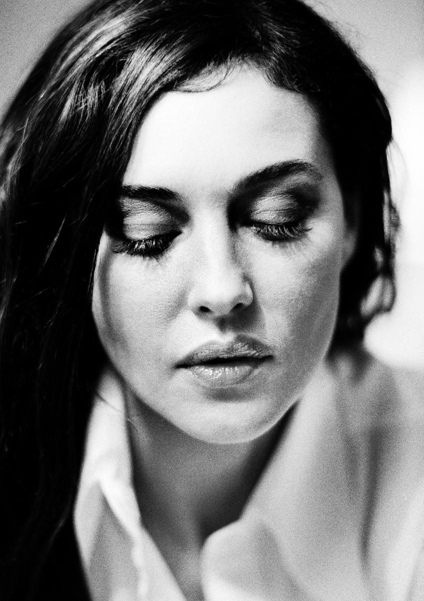 Monica Bellucci, Berlin 2001, © Birgit Kleber
