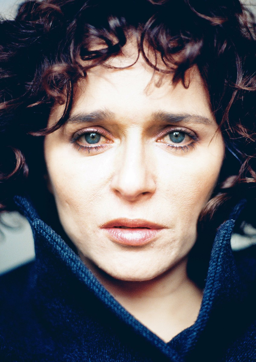 Valeria Golino, Berlin 2008, © Birgit Kleber