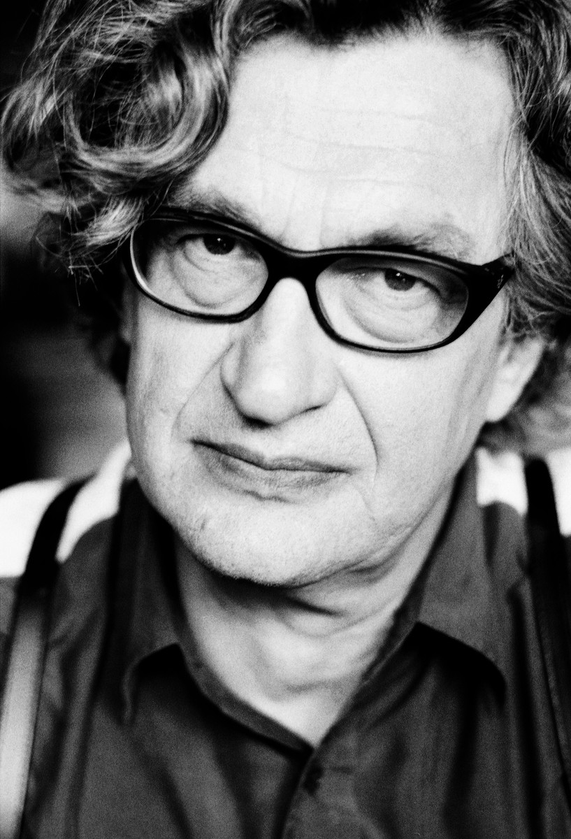 Deutschland, Berlin, 2005-07-07, Portrait des deutschen Filmemachers Wim Wenders, © images.de / Birgit Kleber (Germany, Berlin, 2005-07-07, portrait of the german filmmaker Wim Wenders, © images.de / Birgit Kleber)
