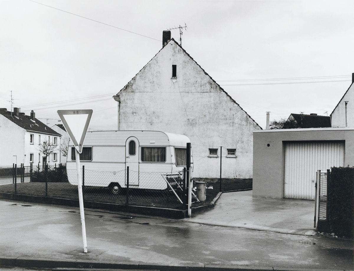 Wilhelm Schürmann, Kohlscheid, 1978, Silbergelatinepapier, Museum für Kunst und Gewerbe Hamburg, © Wilhelm Schürmann, Herzogenrath